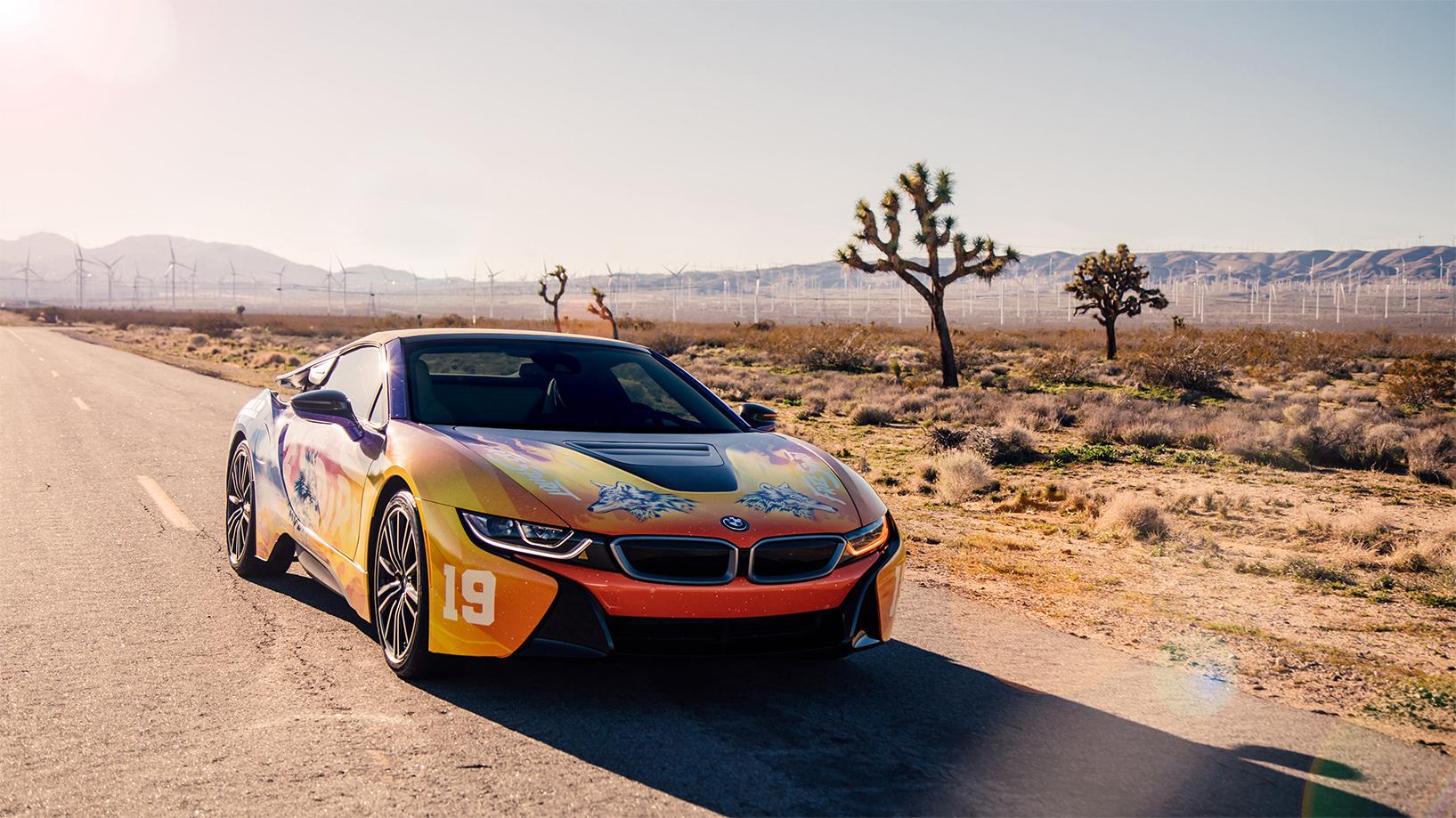 TrackWorthy - BMW i8 Coachella (5)