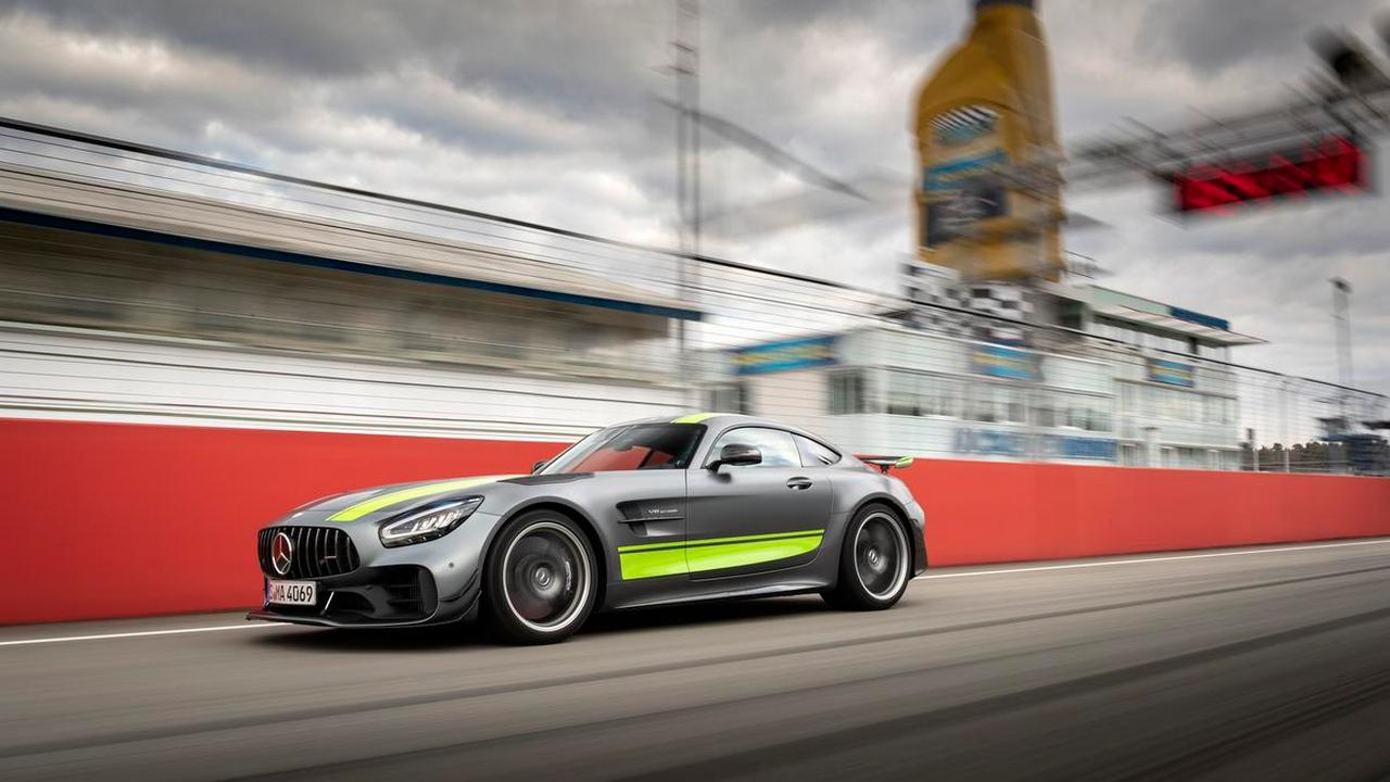 First Drive: 2020 Mercedes-AMG GT