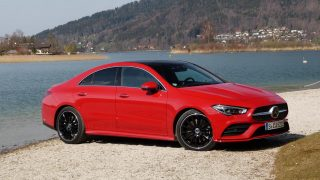 First Drive 2020 Mercedes-Benz CLA 250