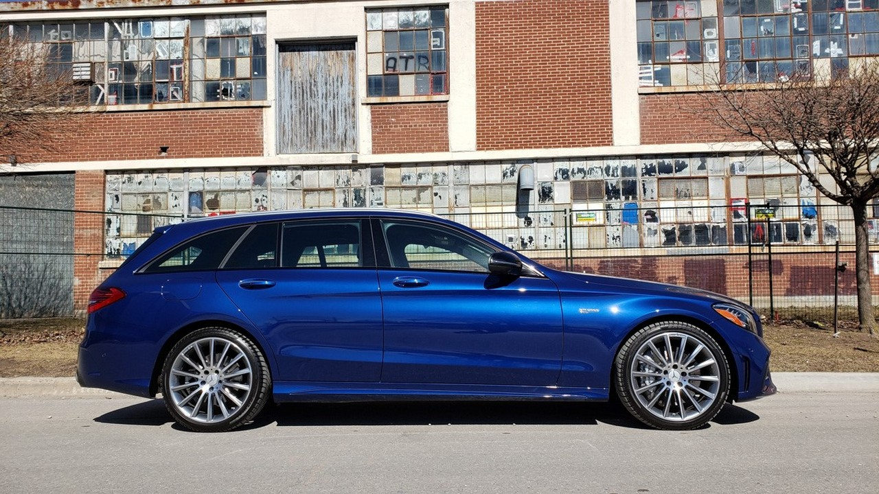 Review: 2019 Mercedes-AMG C 43 Wagon – WHEELS ca