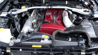 Skyline GT-R, the 2.6L RB26DETT
