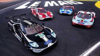 Ford Classic Liveries