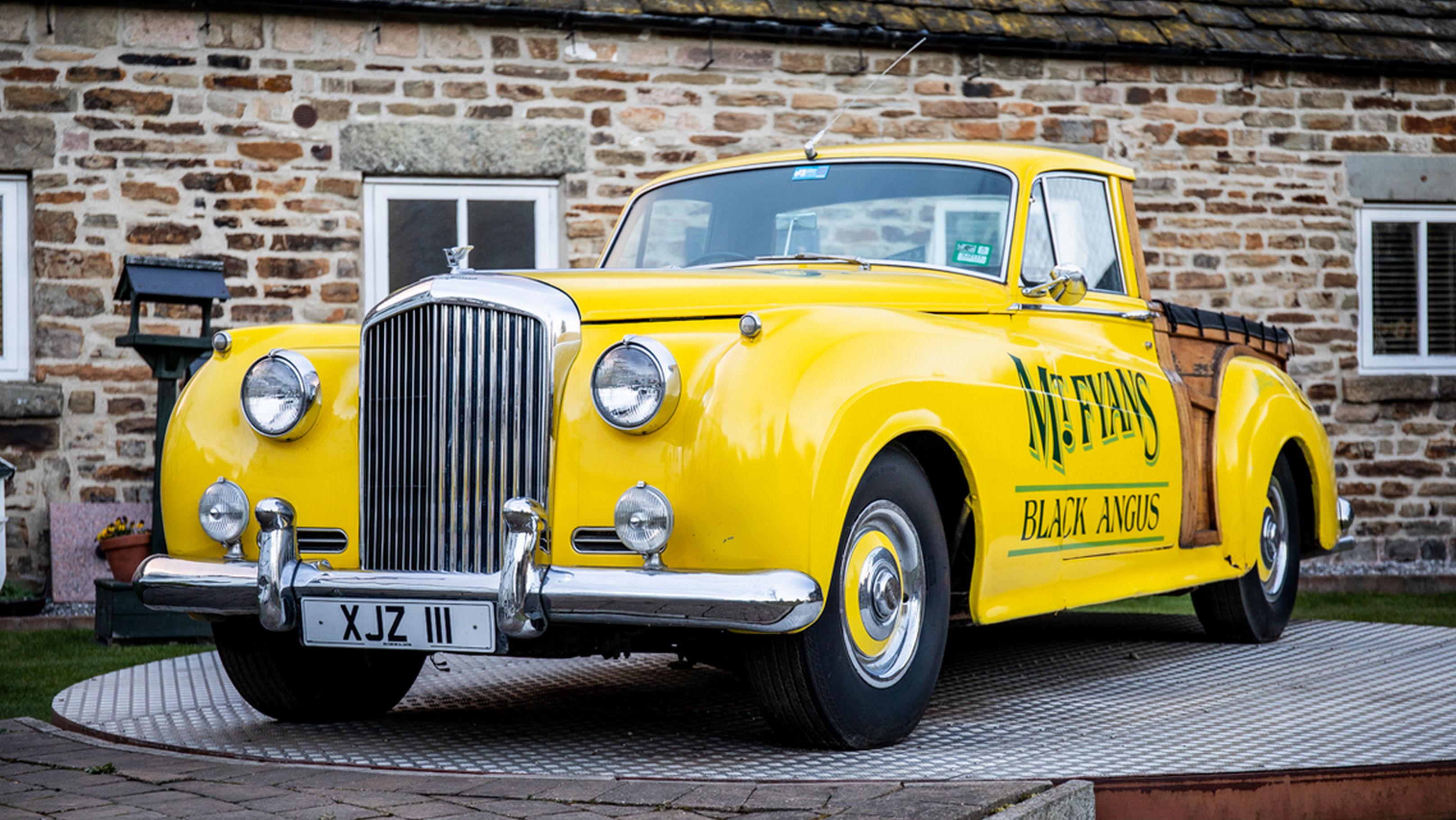 1956 Bentley S1 Pick-up