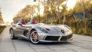 2009 Mercedes-Benz SLR McLaren Stirling Moss