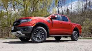 2019 Ford Ranger Lariat Review Canada