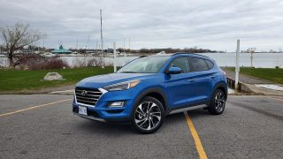 2019 Hyundai Tucson Ultimate AWD