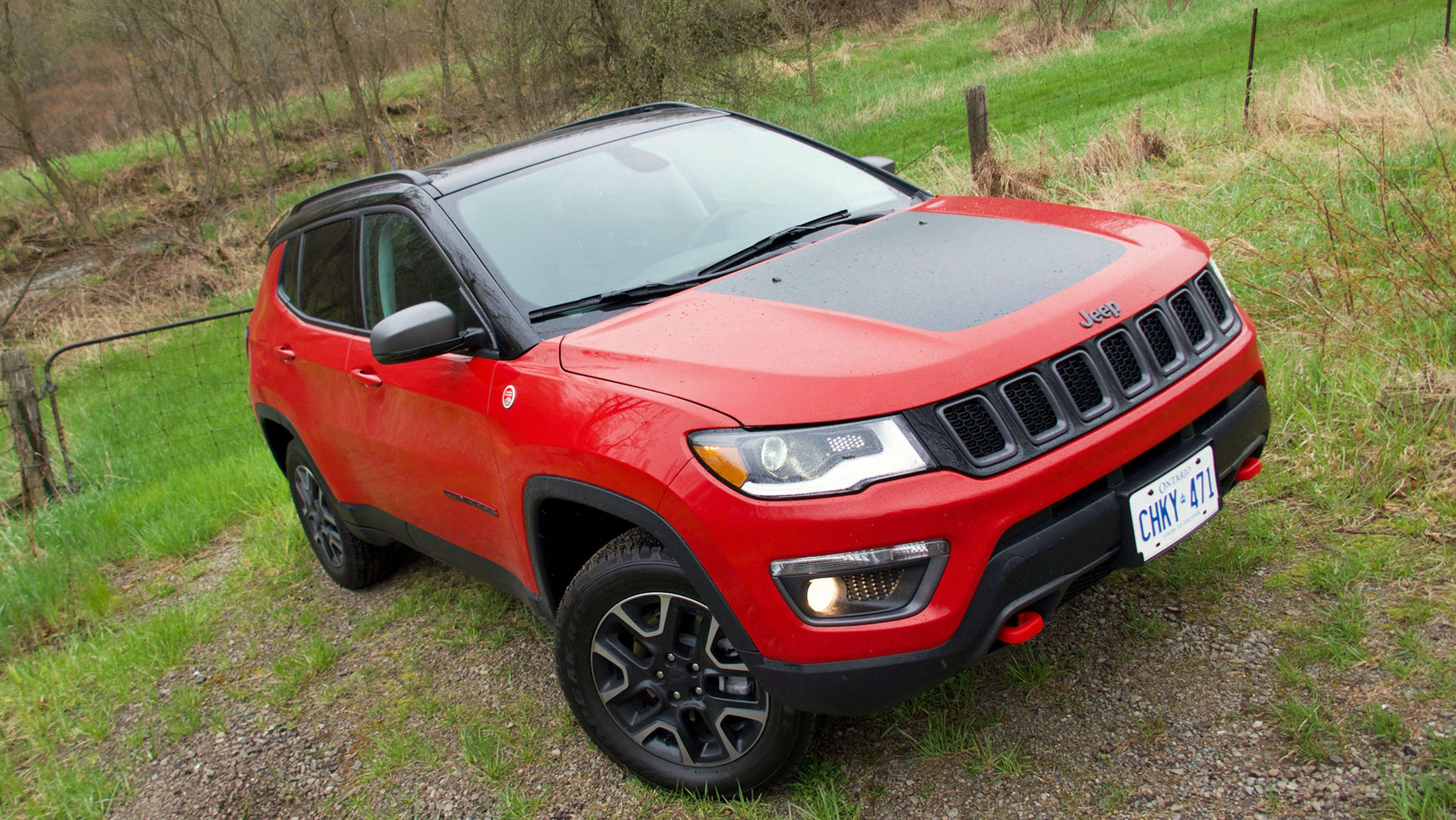 2019 Jeep Compass Trailhawk Review