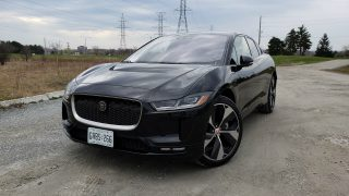 Review 2019 Jaguar I-Pace