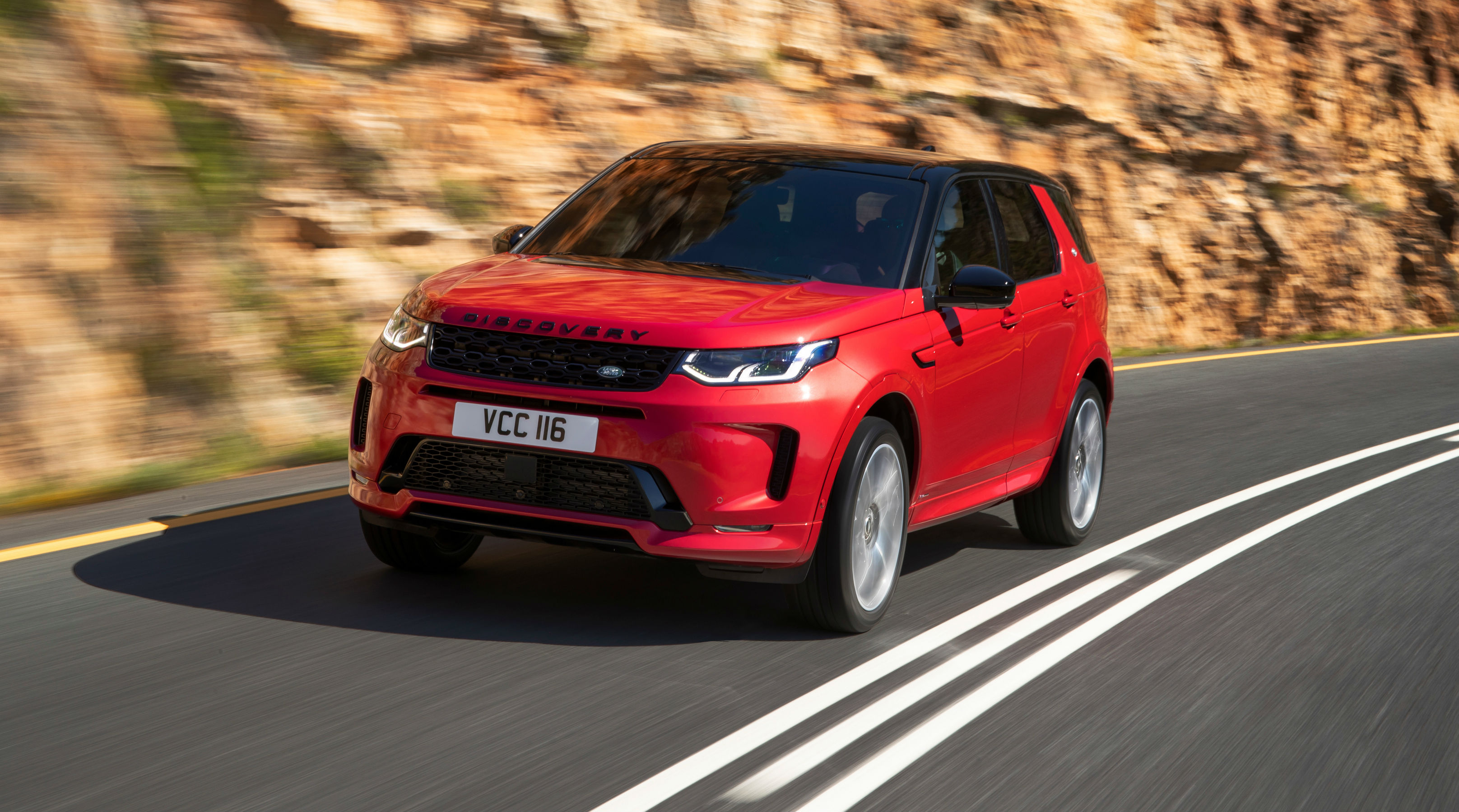 2020 Land Rover Discover Sport