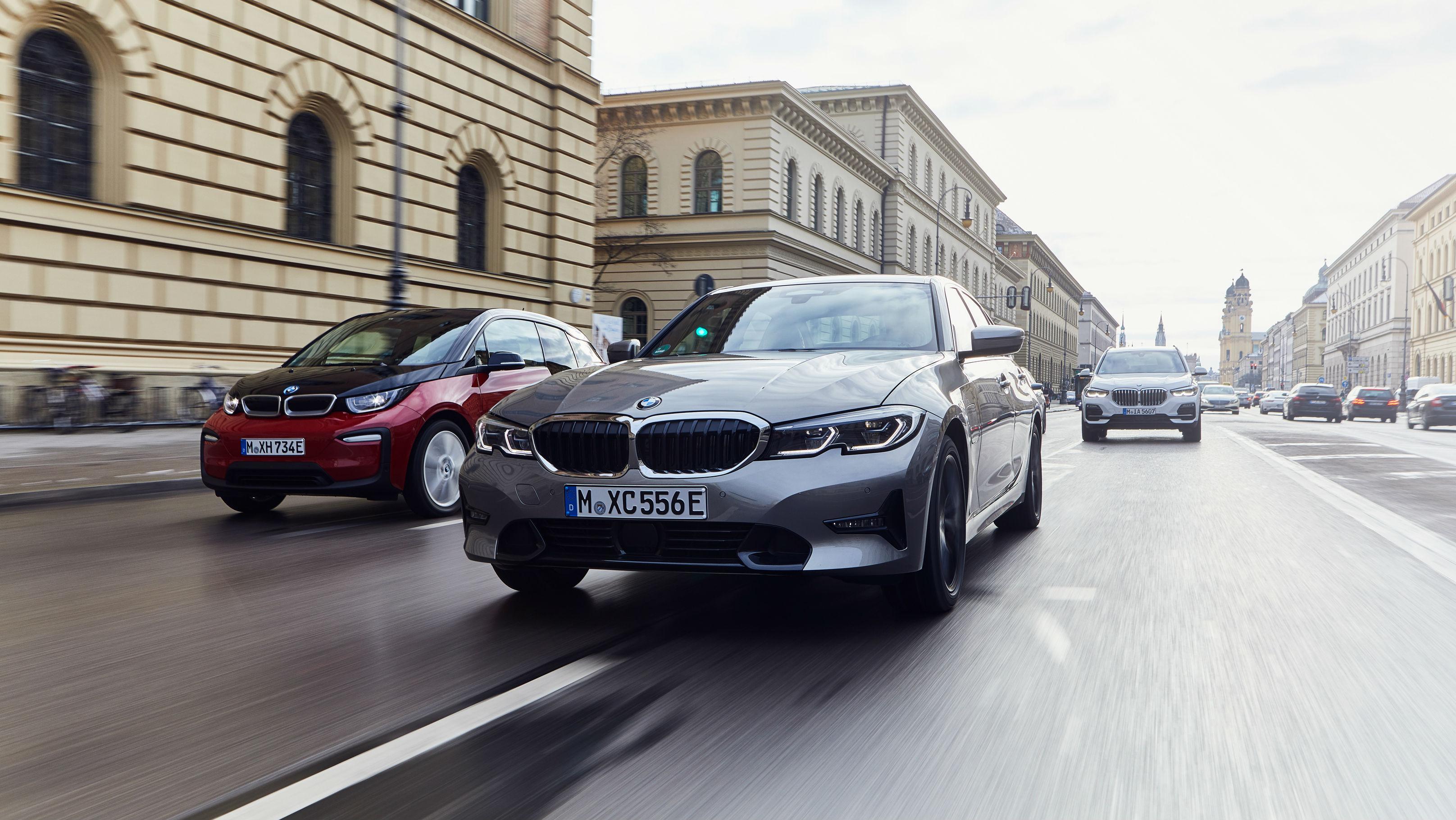 BMW PHEV Models