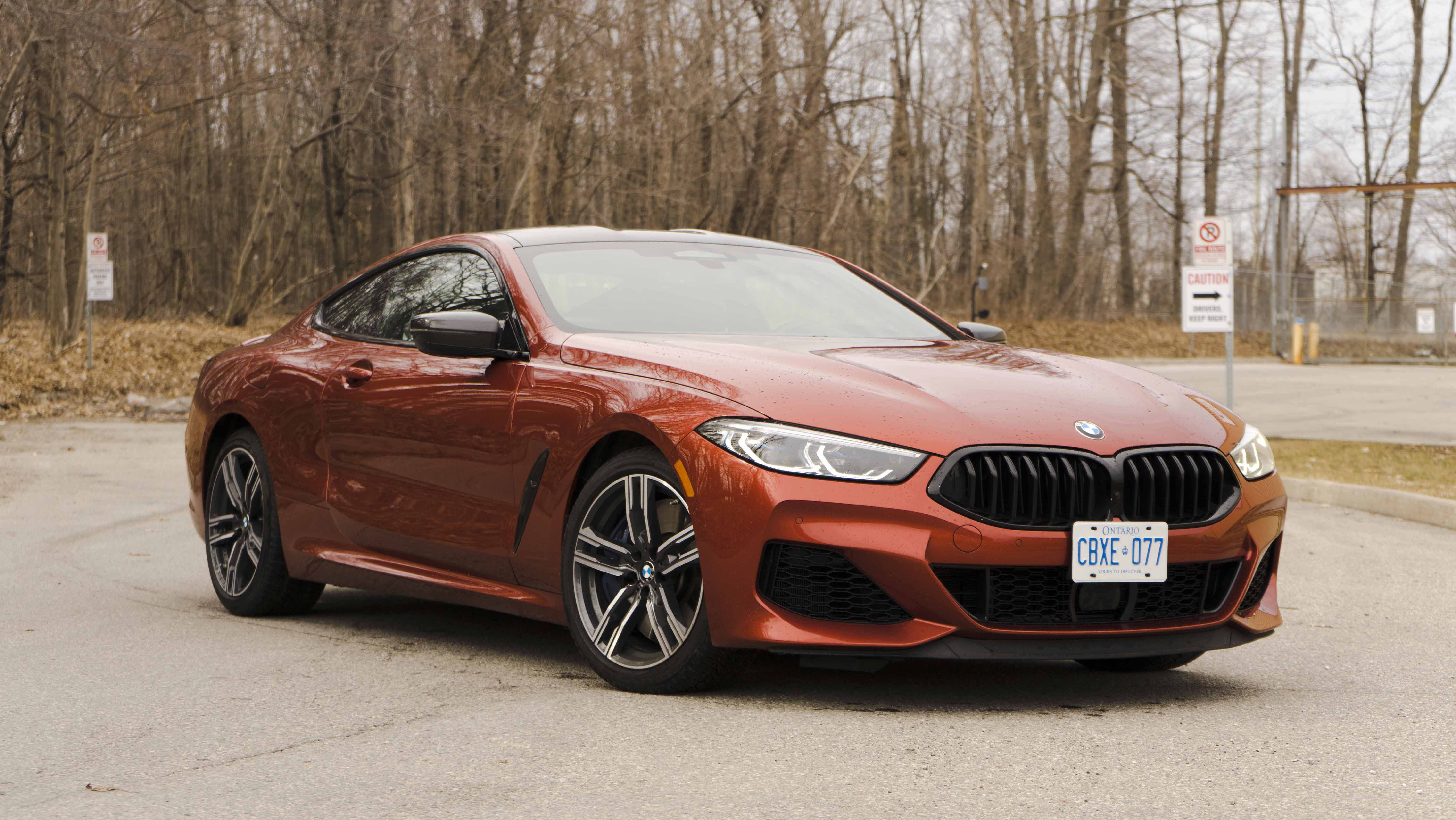 BMW M850I REVIEW
