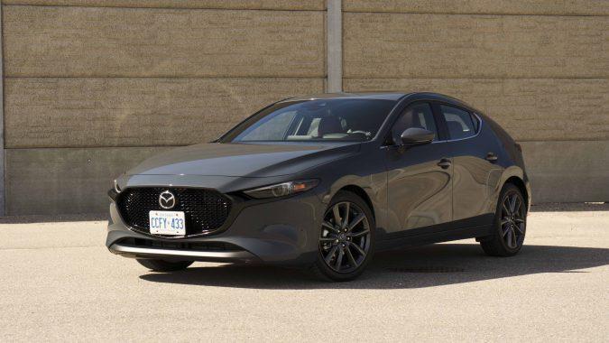 Head to Head: 2019 Mazda3 Sport GT vs  2019 Honda Civic Touring