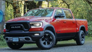 2019 Ram 1500 Rebel Review