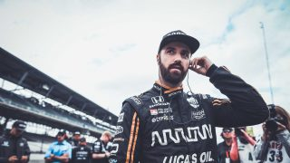 James Hinchcliffe 2019
