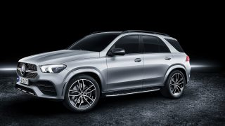 Mercedes-Benz Electrifies GLE 580