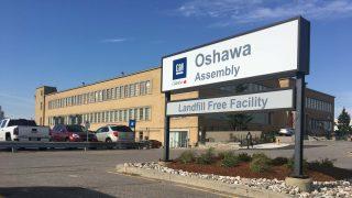 GM Oshawa Assembly Plant