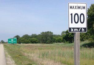 Ontario Speed Limit Increase