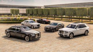 Rolls-Royce marks 115 years