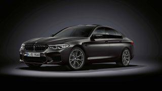 2020 BMW M5 Edition 35