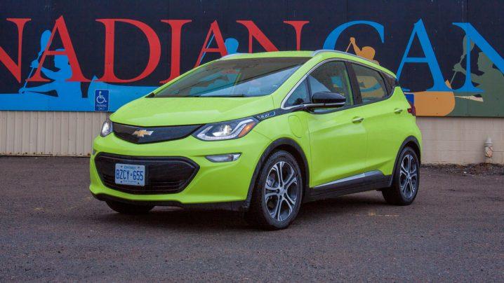 Review 2019 Chevrolet Bolt
