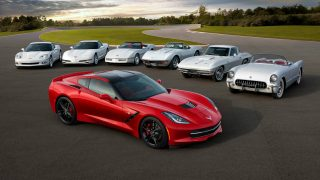 mid-engine corvette 2019
