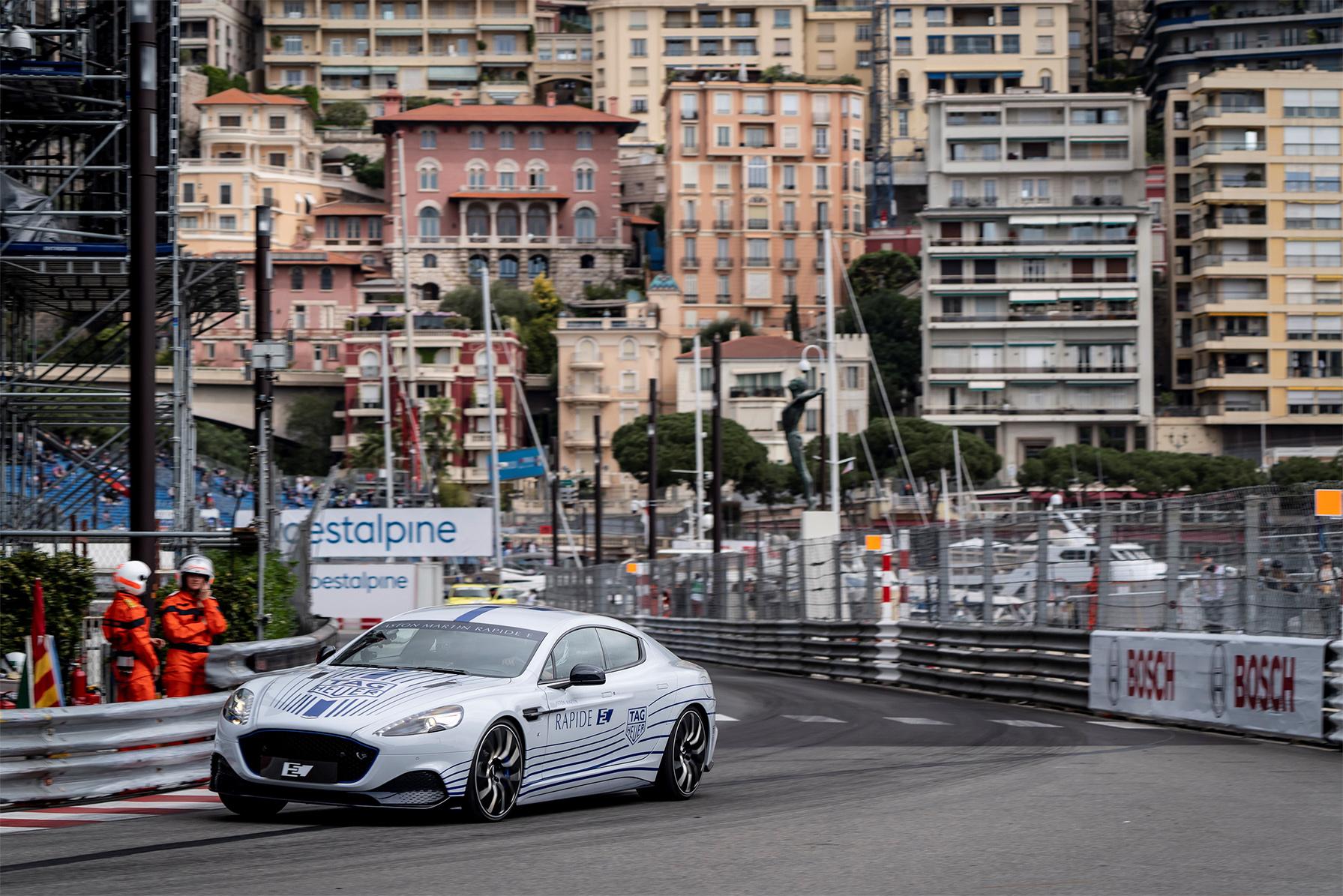 TrackWorthy - Aston Martin Rapide E on the Streets of Monaco (1)