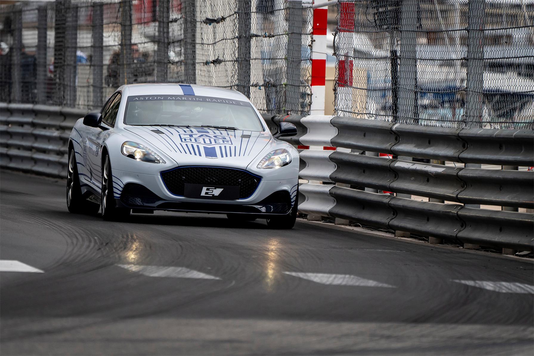 TrackWorthy - Aston Martin Rapide E on the Streets of Monaco (2)