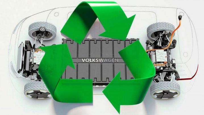 EV Battery Recycling