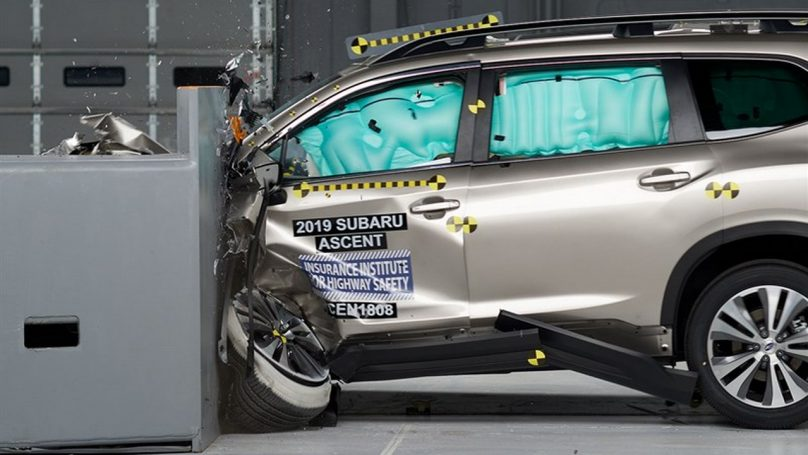safest vehicles sold in Canada