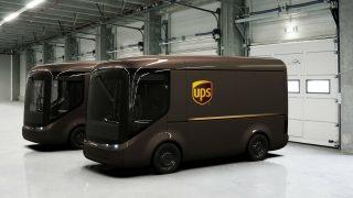 UPS' New EV Delivery Trucks