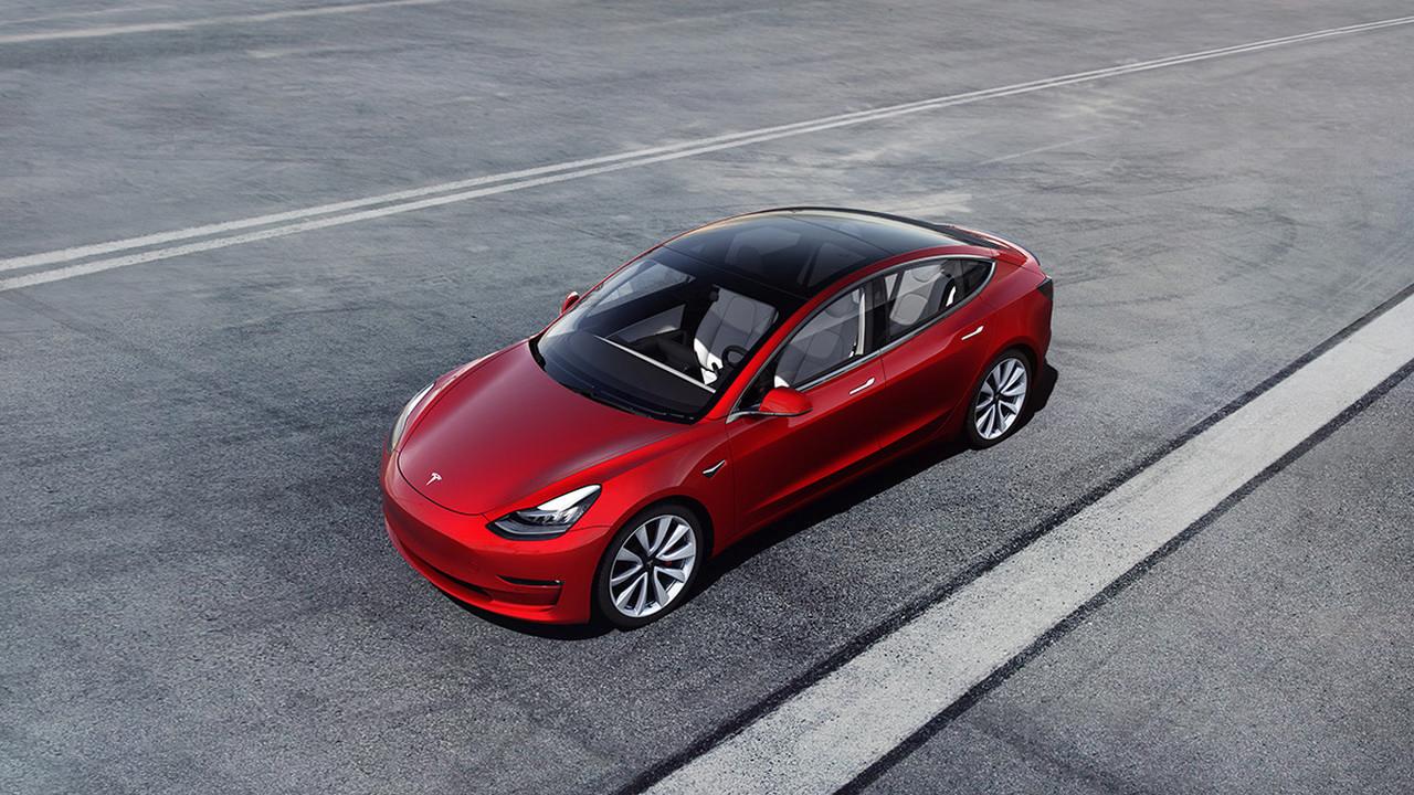 iZEV Tesla Model 3