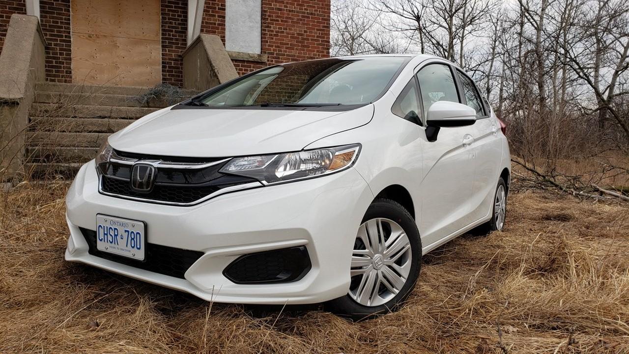 Review 2019 Honda Fit