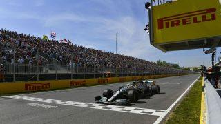 F1 tire supplier Pirelli