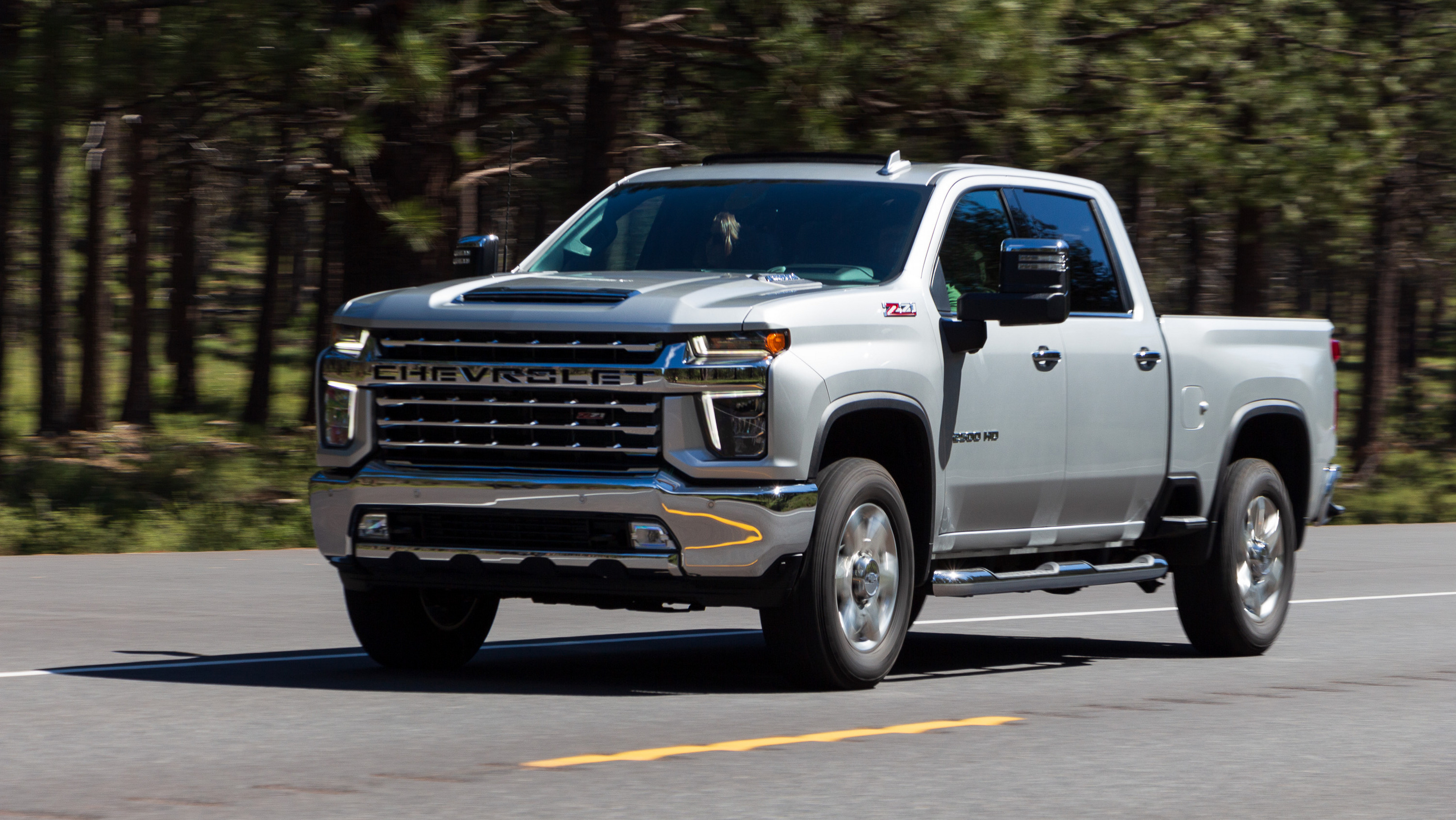 2020 Chevrolet Silverado HD Review