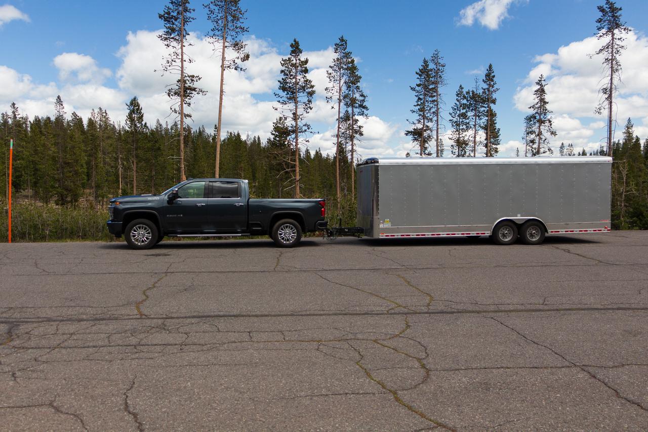 First Drive: 2020 Chevrolet Silverado HD – WHEELS ca