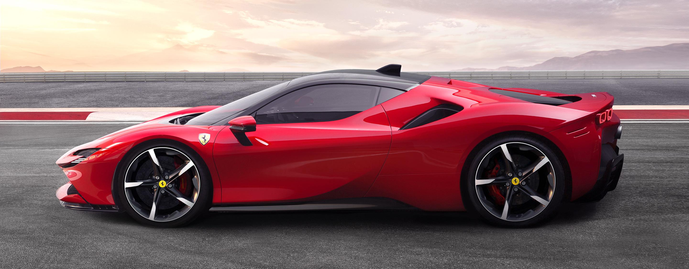 TrackWorthy - Ferrari SF90 Stradale PHEV (1)