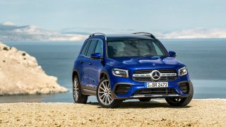Mercedes Benz GLB 250 4MATIC