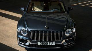 New Bentley Flying Spur