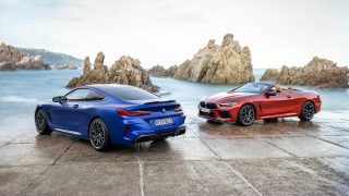 M8 Competition Coupé and Convertible