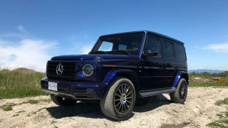 mercedes-benz g550 review
