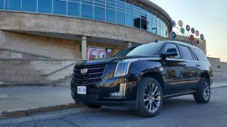 Review of 2019 Cadillac Escalade