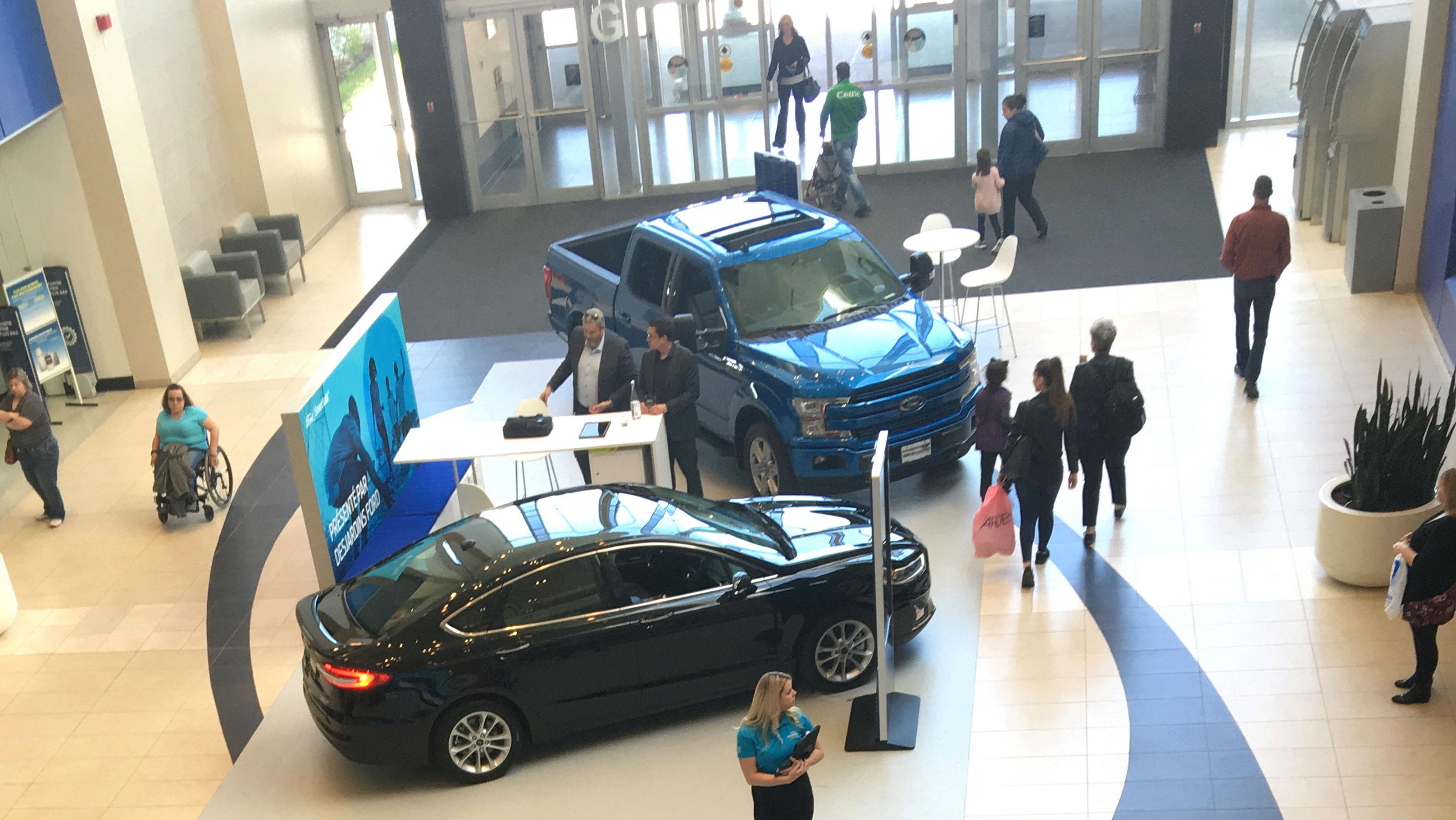 Ford Smart Lab