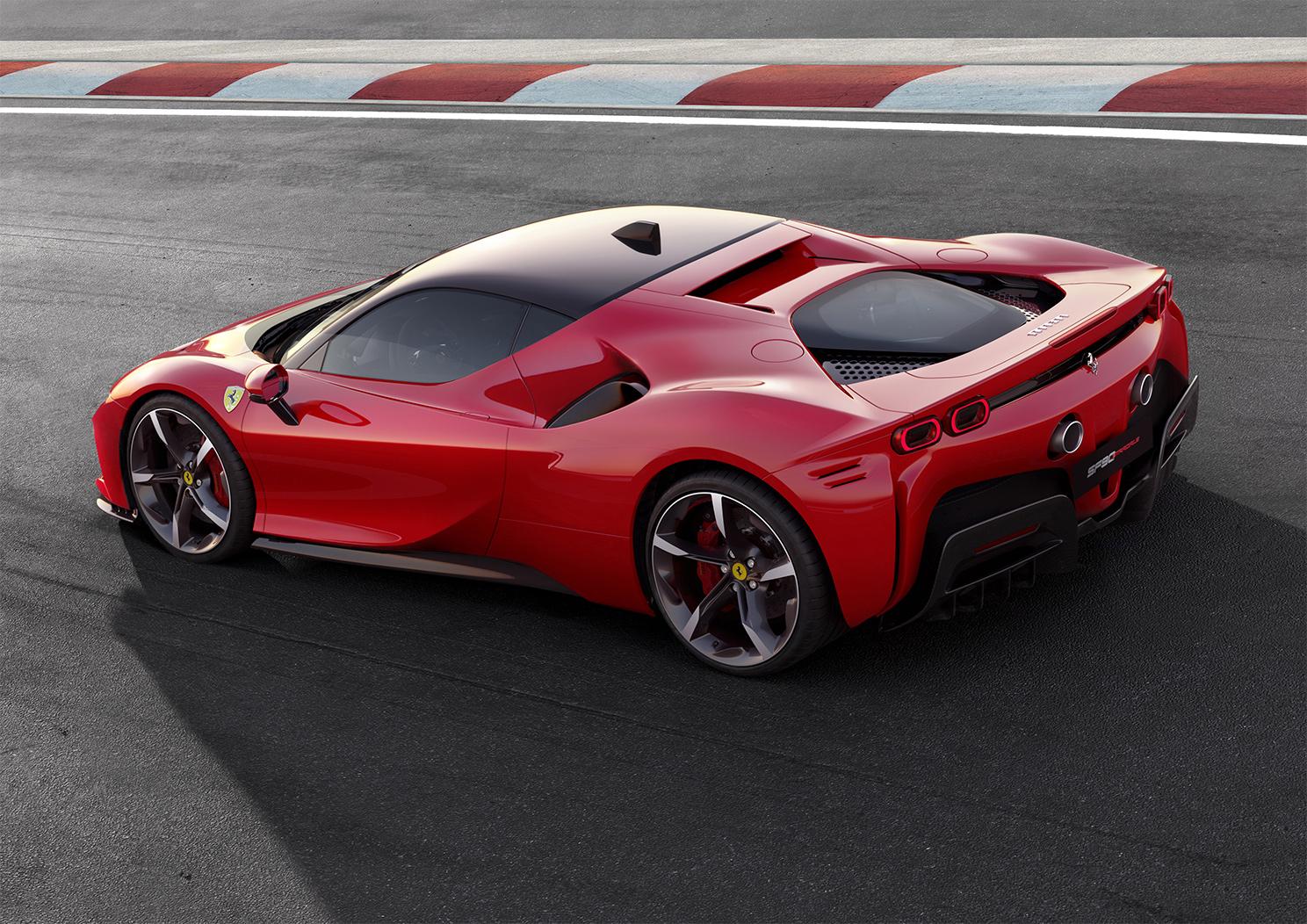 TrackWorthy - Ferrari SF90 Stradale PHEV (2)