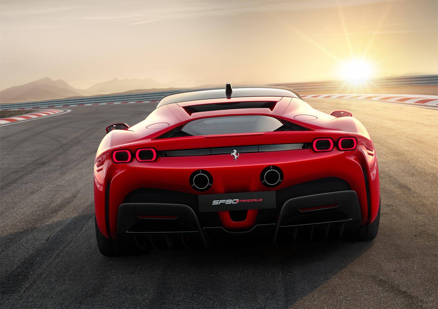 TrackWorthy - Ferrari SF90 Stradale PHEV (3)
