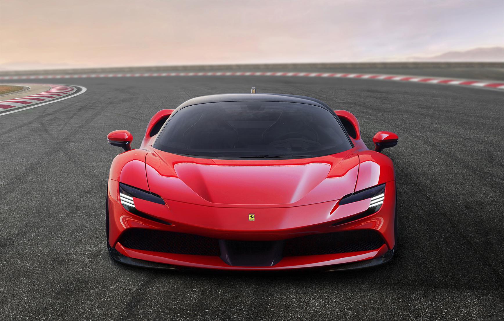 TrackWorthy - Ferrari SF90 Stradale PHEV (4)