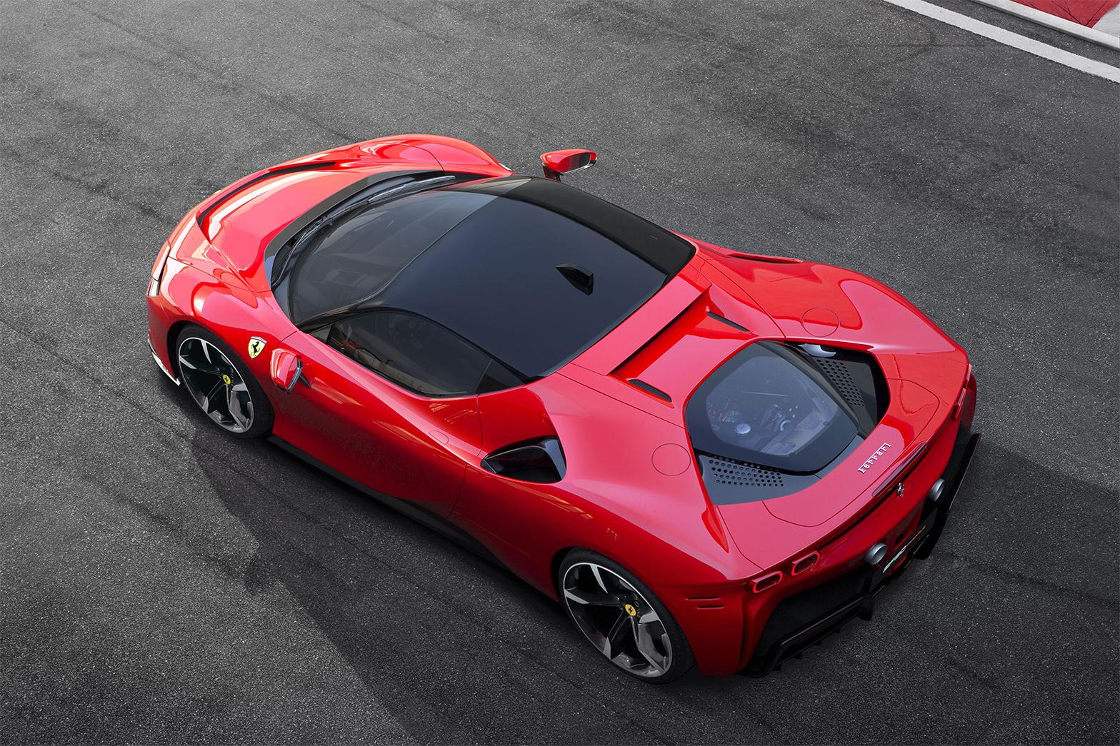 TrackWorthy - Ferrari SF90 Stradale PHEV (5)
