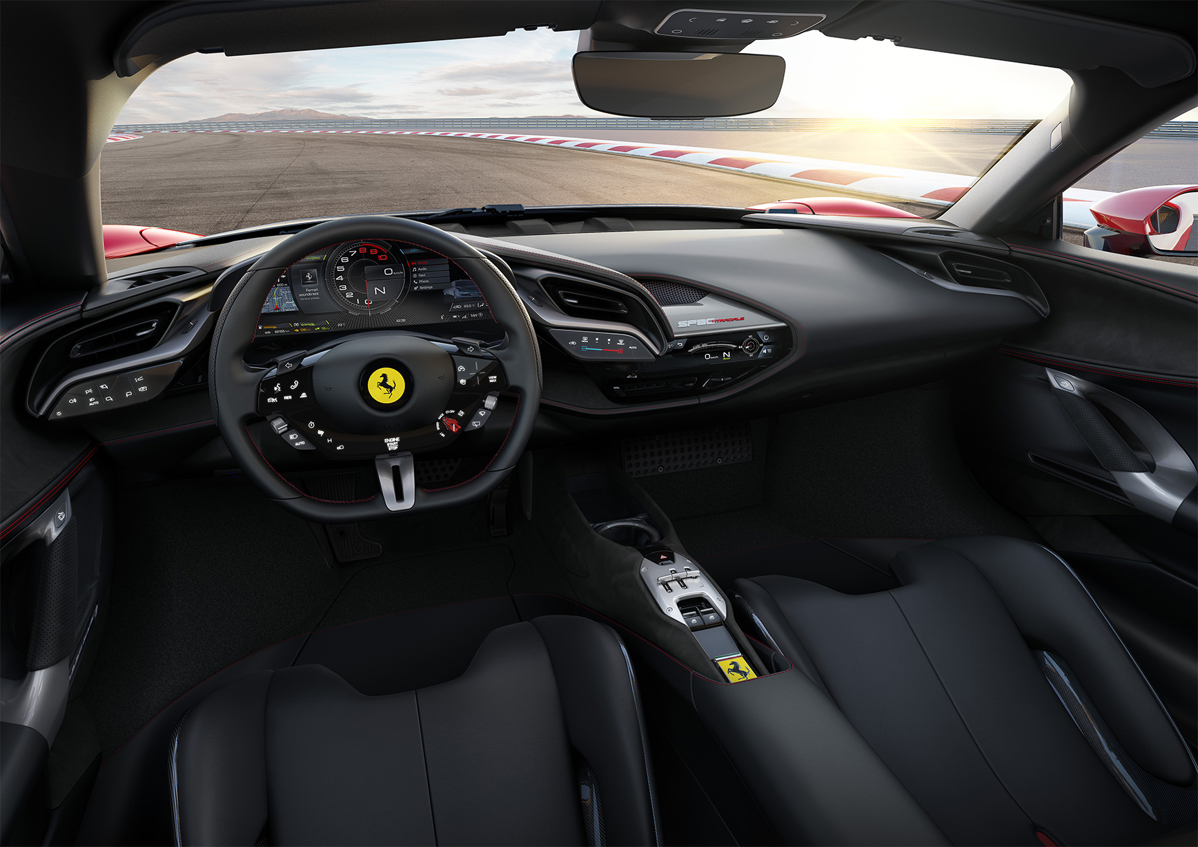 TrackWorthy - Ferrari SF90 Stradale PHEV (7)