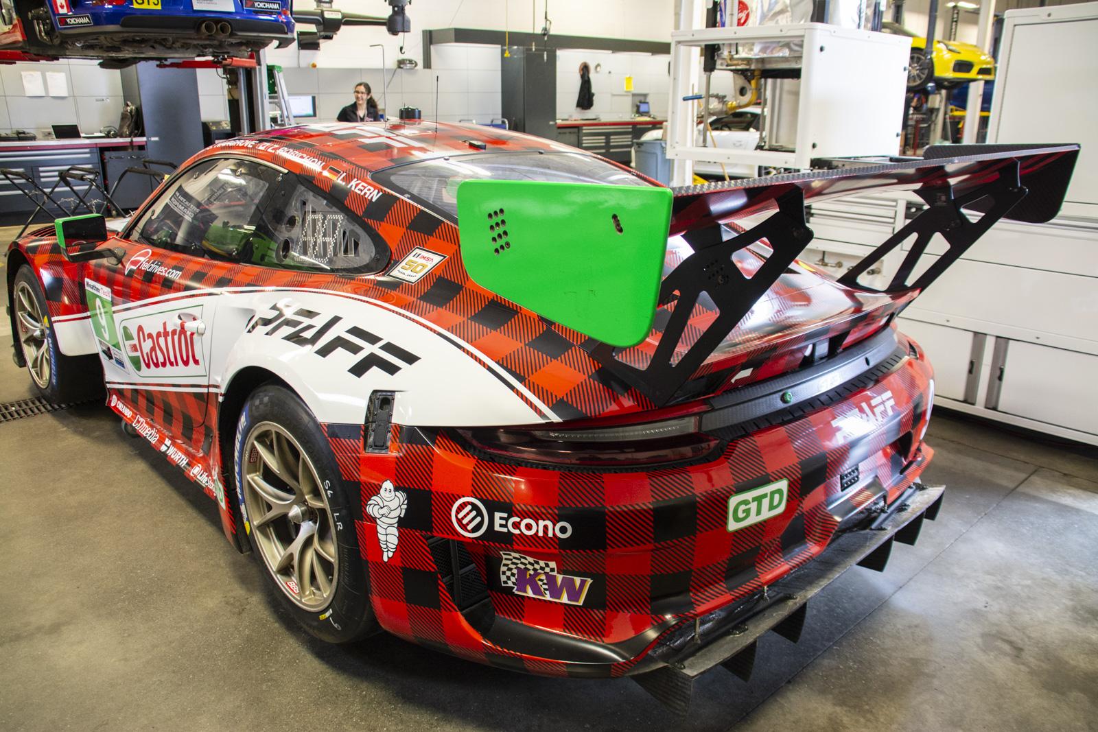 Pfaff Motorsports Porsche Racing