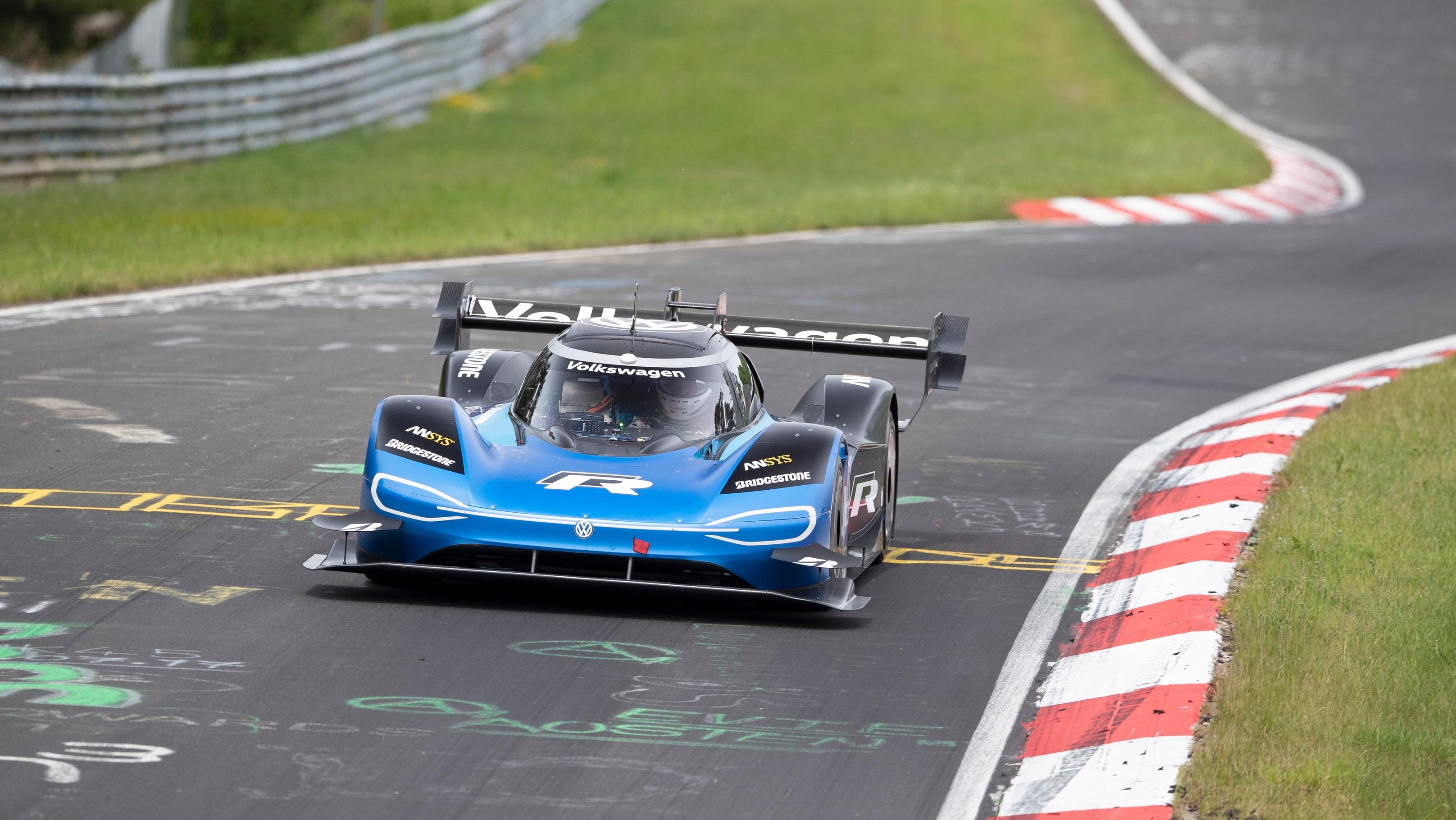 Nurburgring Electric Lap Record