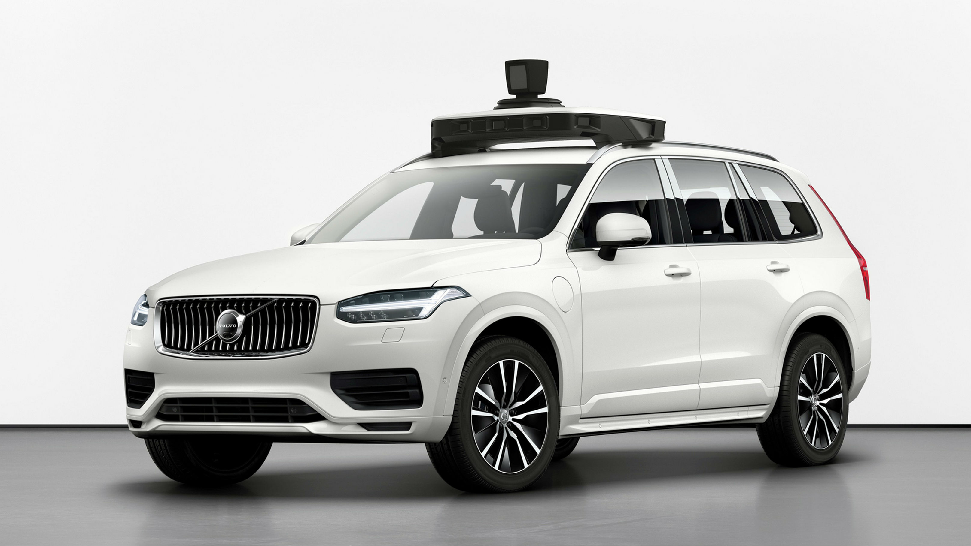 Uber's self-driving system